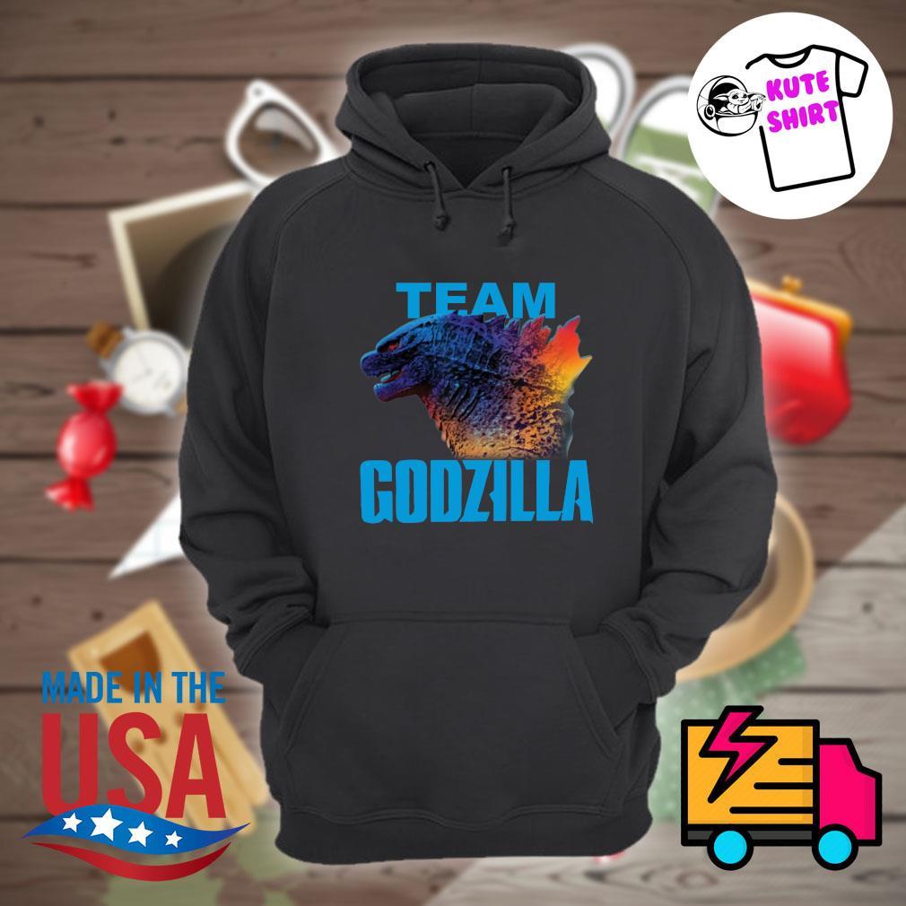 Team Godzilla Neon s Hoodie