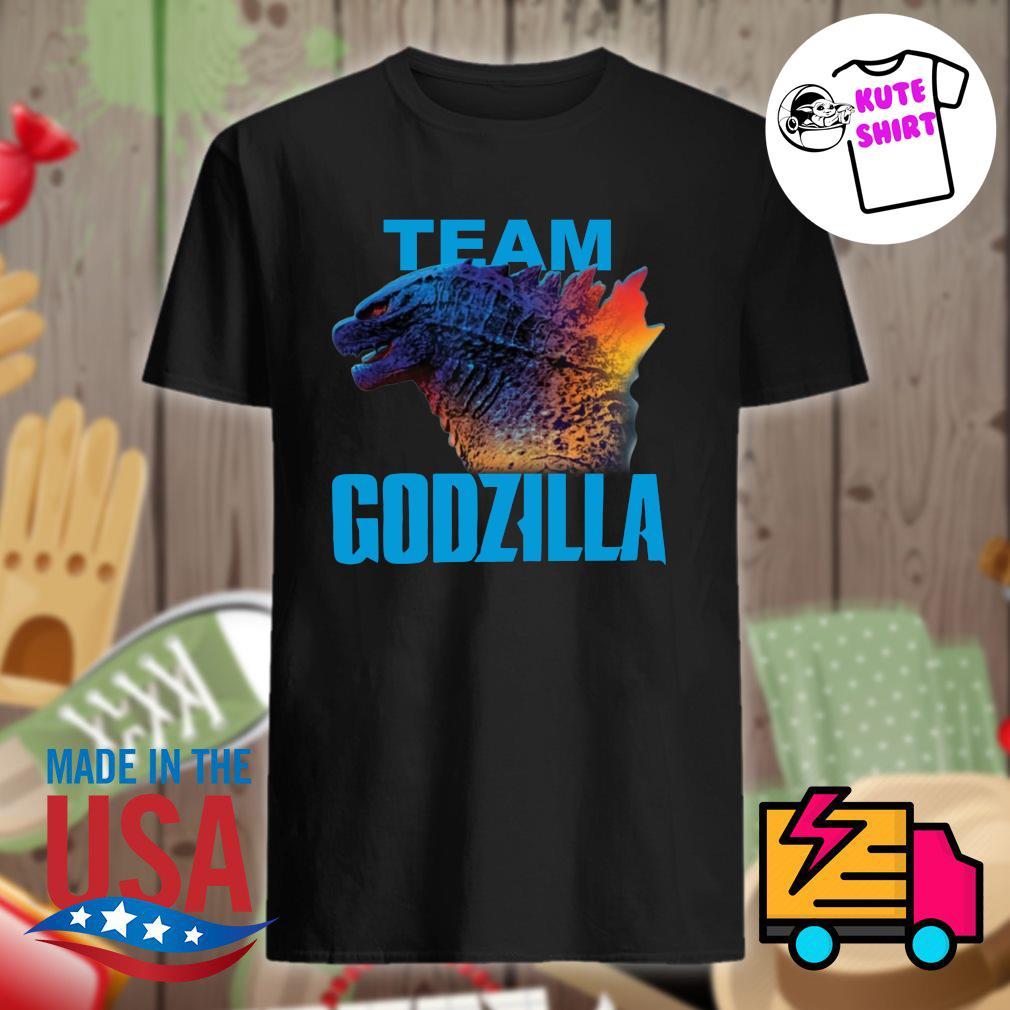 Team Godzilla Neon shirt