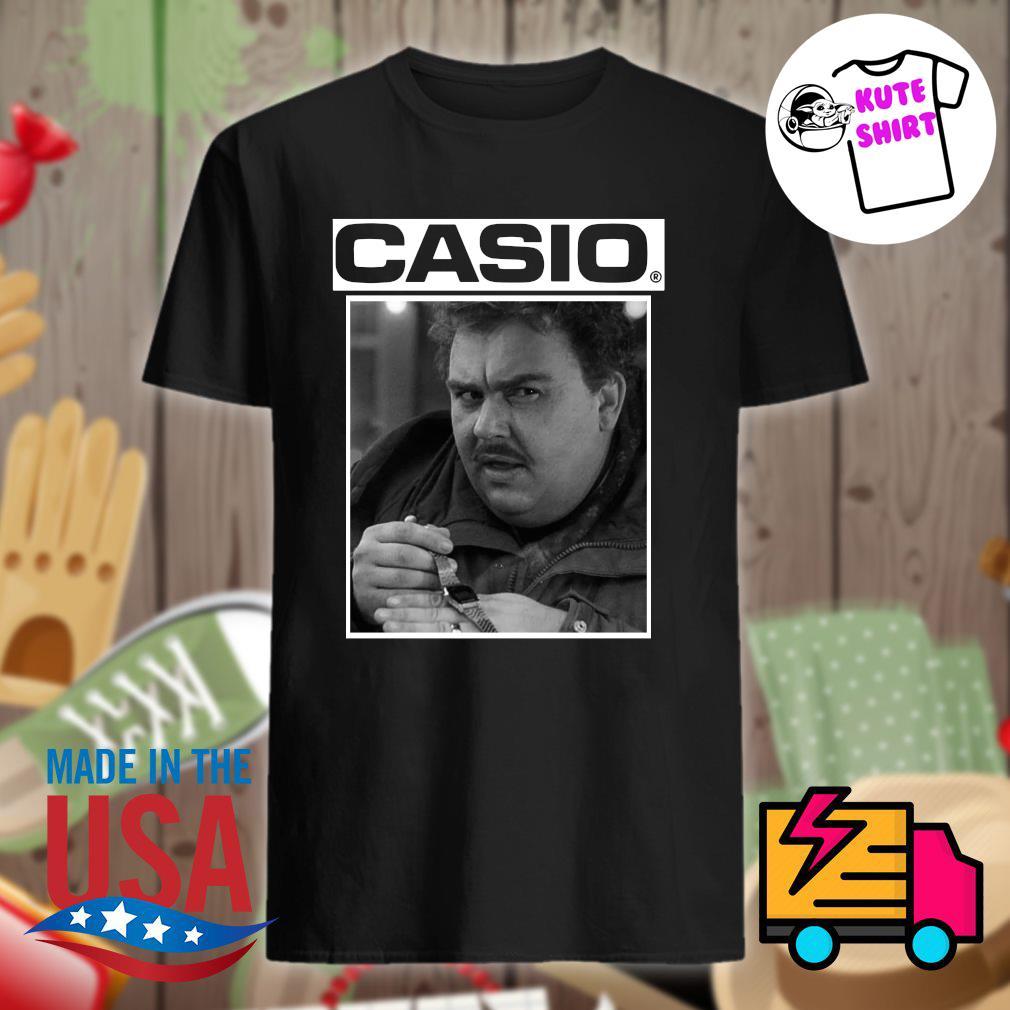 John Candy Casio shirt