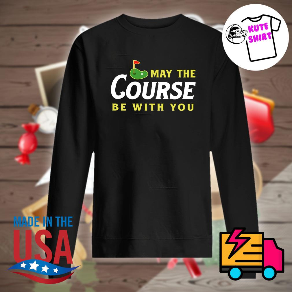 May the course be with you Golf s Sweater