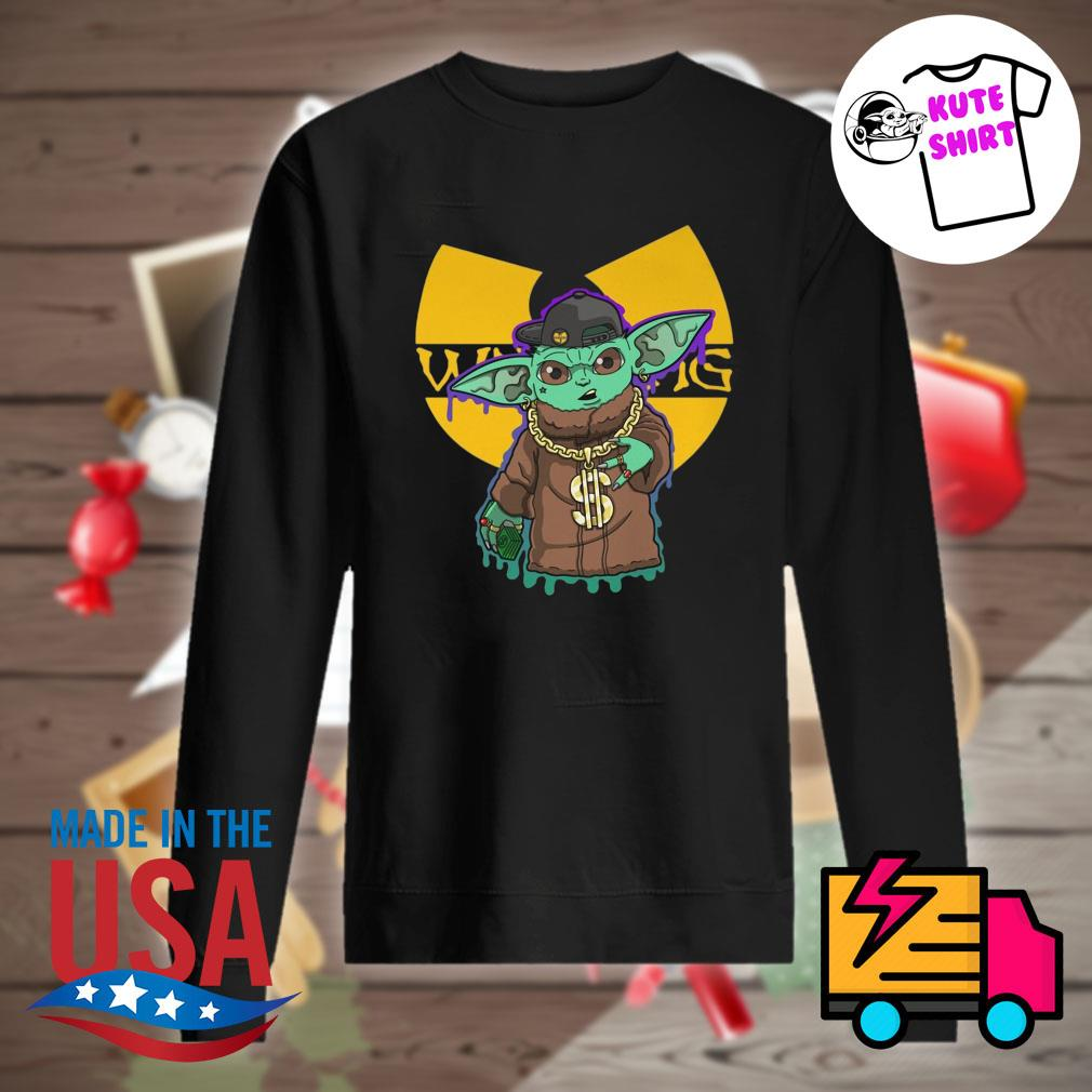 Yoda hip hop Wutang clan s Sweater