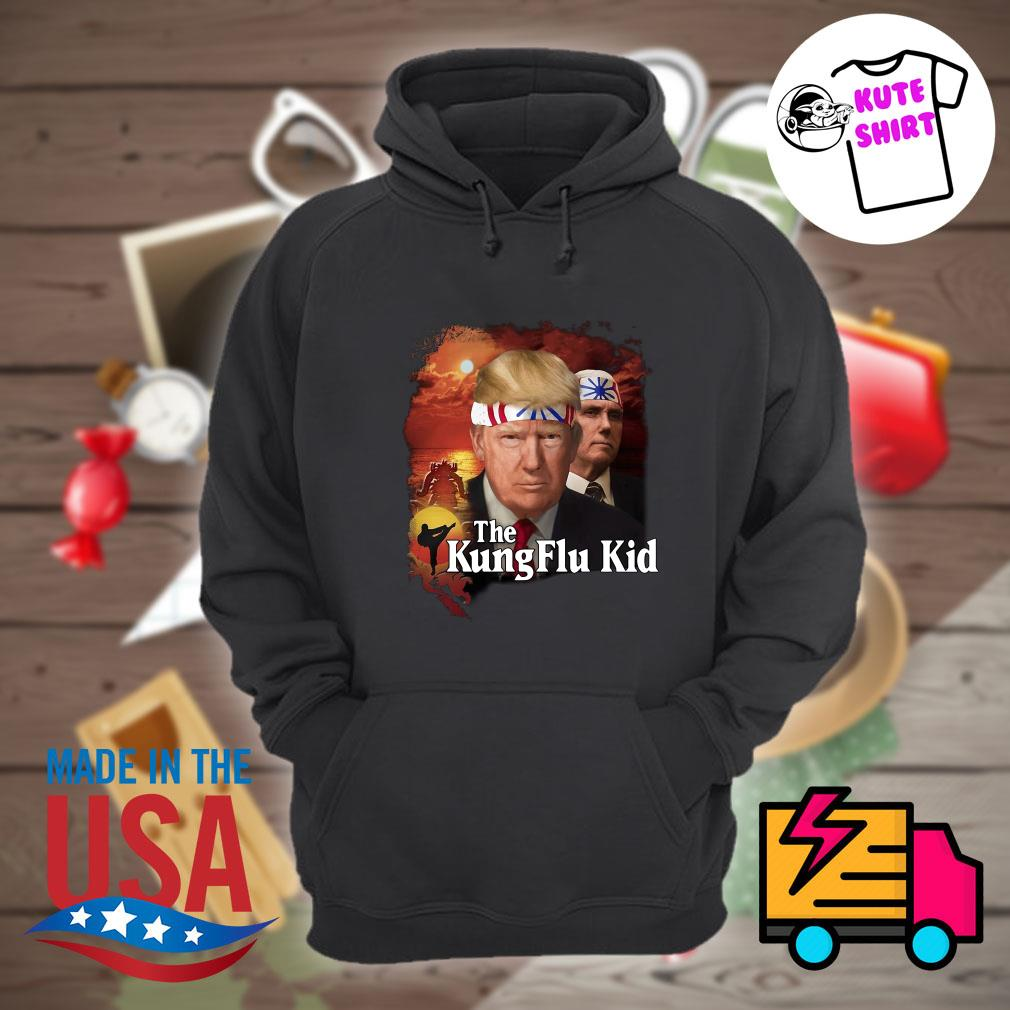The Kung flu kid s Hoodie