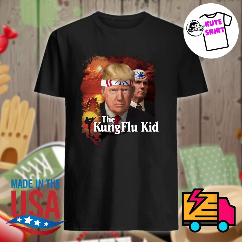 The Kung flu kid shirt