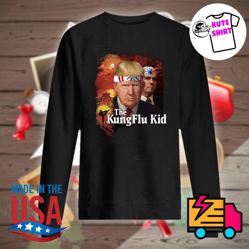The Kung flu kid s Sweater