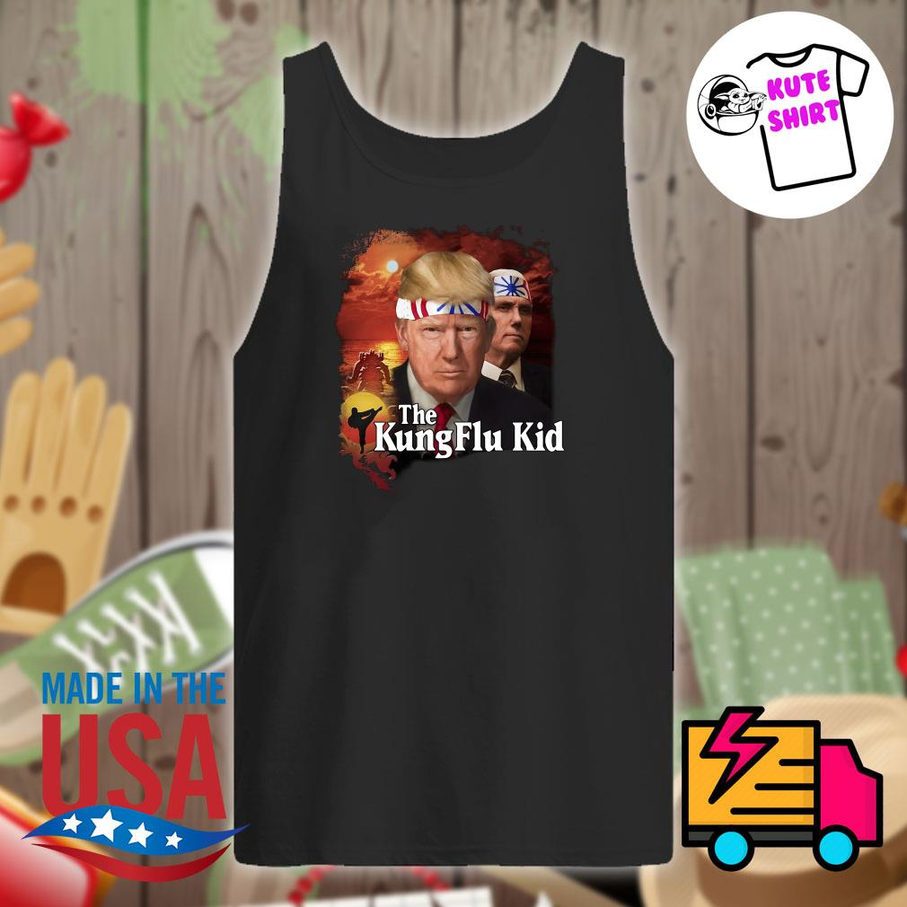 The Kung flu kid s Tank-top