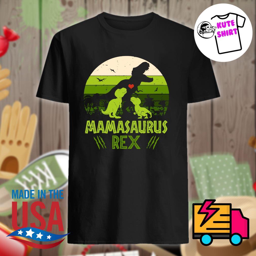 Mamasaurus rex vintage shirt