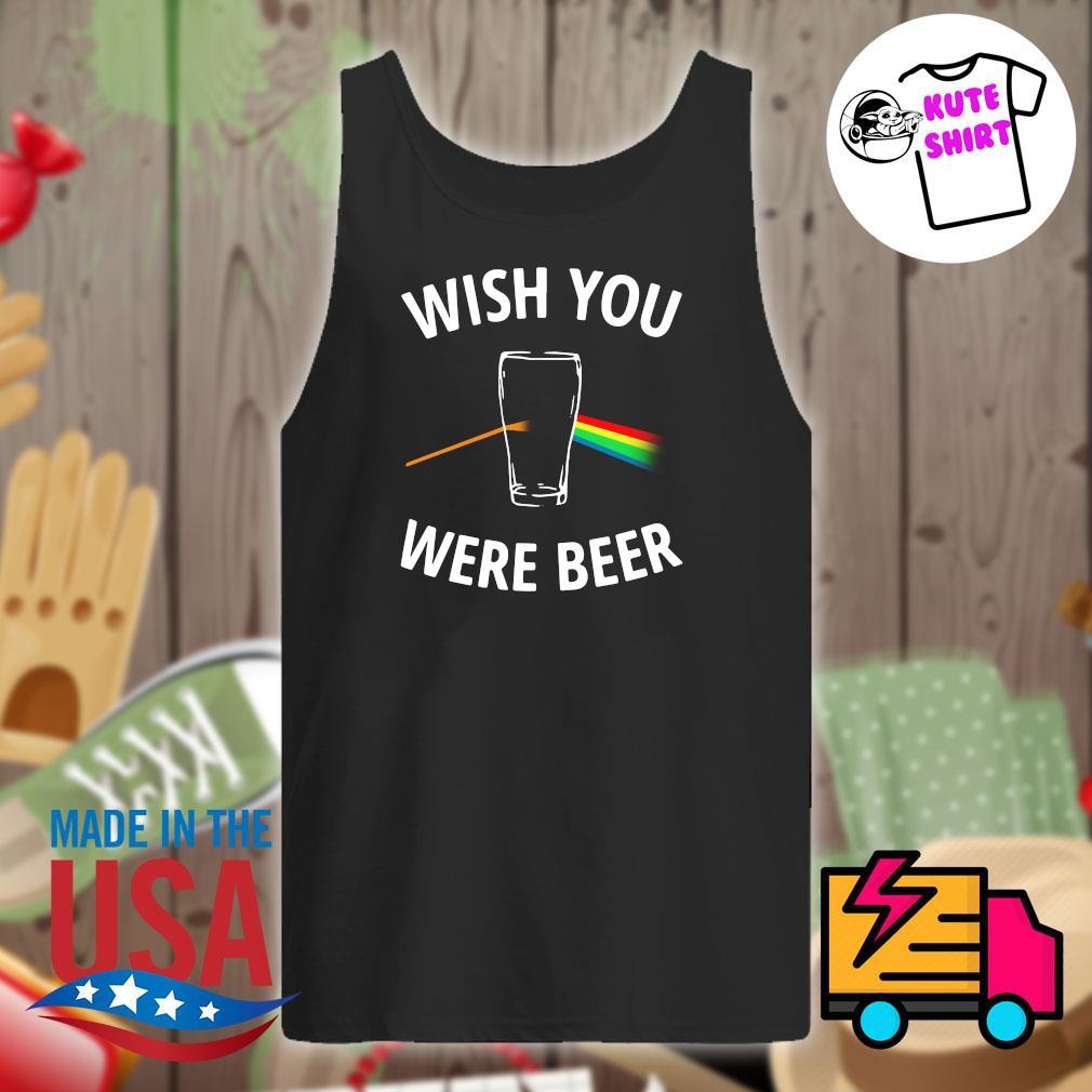 Pink Floyd Wish You Were Beer s Tank-top