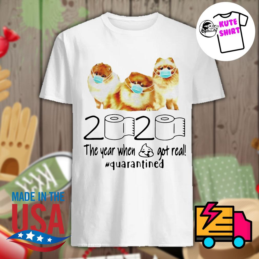 All The Cool People Raise Pomeranians Dog Unisex Sweatshirt tee