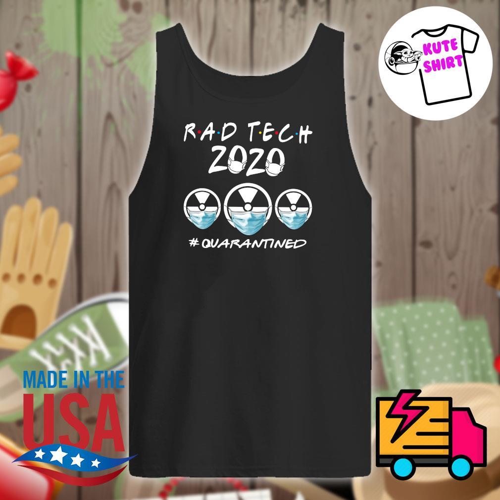 Radtech 2020 quarantined s Tank-top
