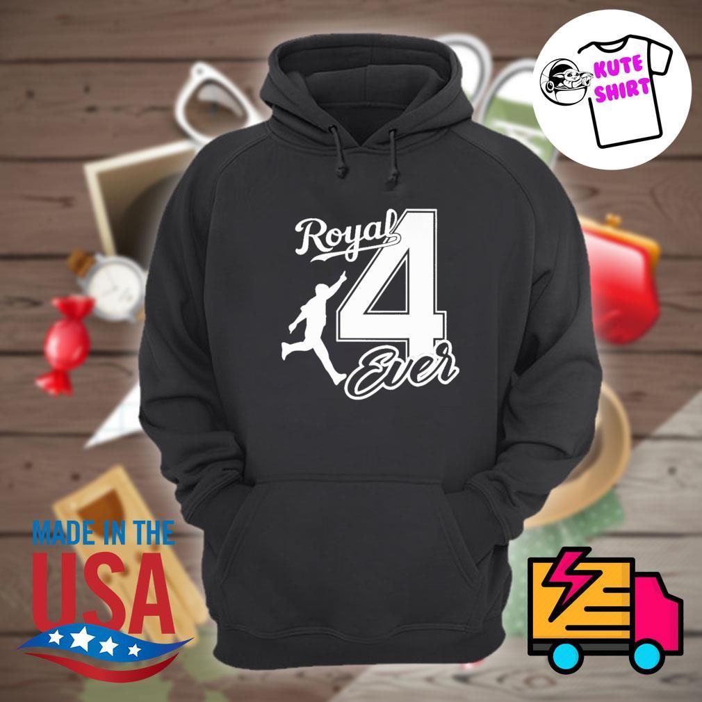 Kansas City Royal 4 ever s Hoodie