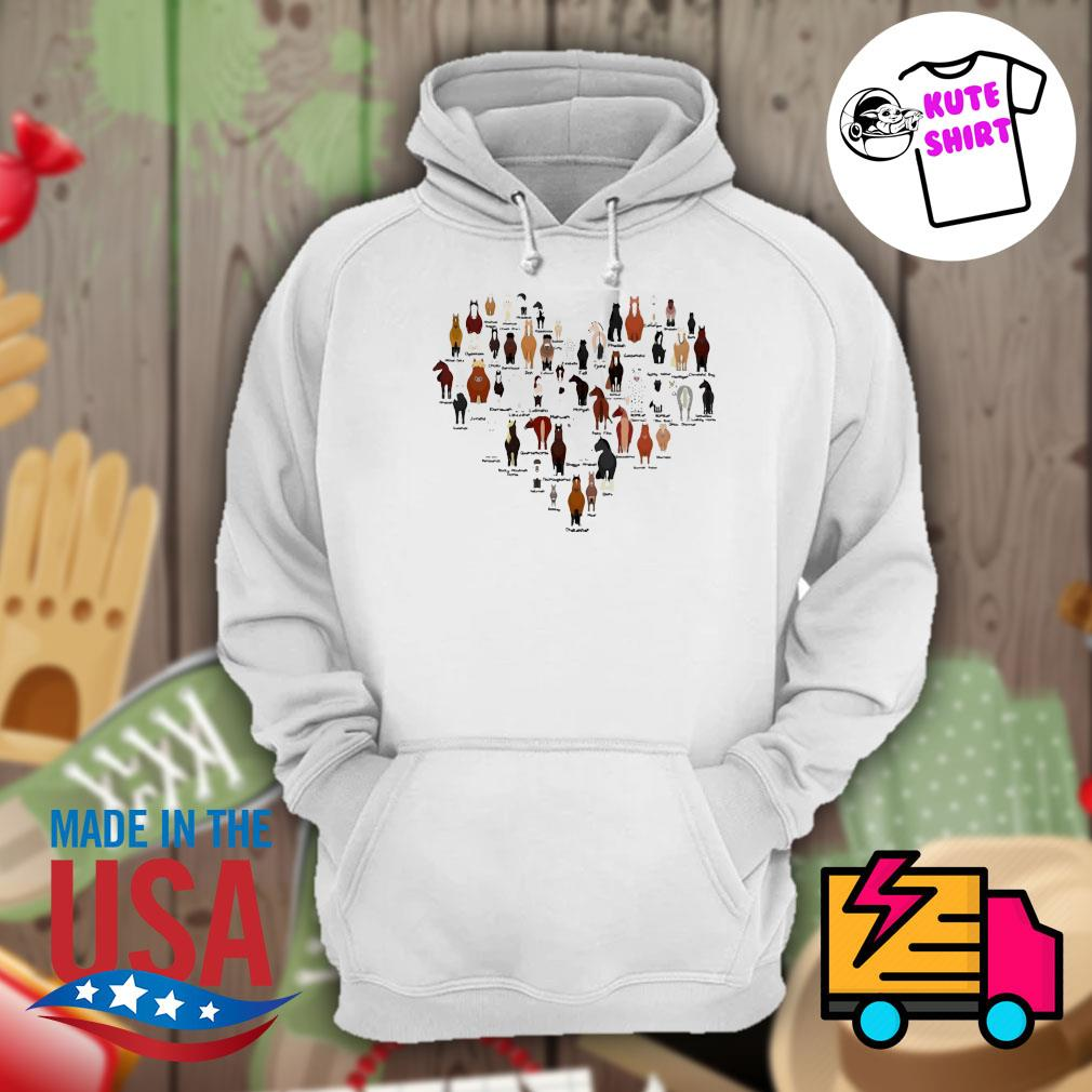 Official Horse Heart s Hoodie