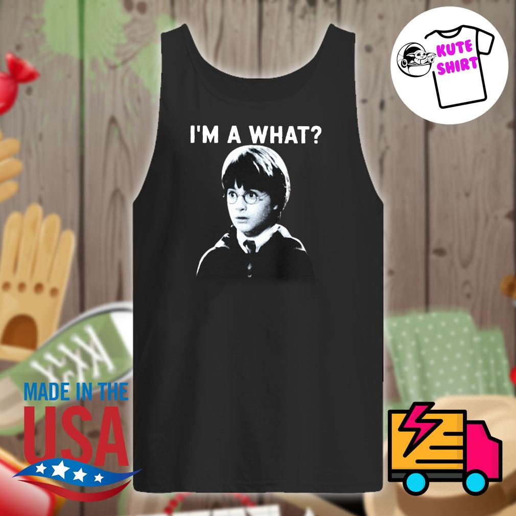Harry Poster I'm a what s Tank-top