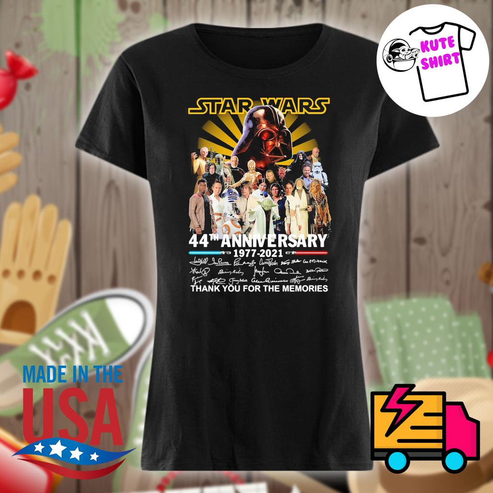 Star Wars 44th anniversary 1977 2021 signatures thank you for the ...
